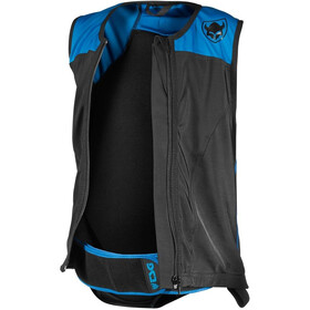 TSG Ruggengraat Vest Jongeren, blauw/zwart